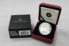 2013 RCM - Proof Silver $1 Coin: 100th Anniversary of Canadian Arctic Exhibition