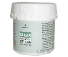 ANNA LOTAN Clear Astringent Mud Mask for Oily Problem Skin 250ml / 8.5oz