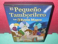 EL PEQUEÑO TAMBORILERO Y LOS 3 REYES MAGOS -