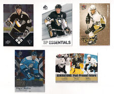 11/12 SP  PENGUINS SIDNEY CROSBY SP ESSENTIALS SHORT PRINT #176