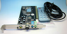 Internal TV Tuner MPEG Video Capture PC PCI Card NTSC PAL BG PAL I SECAM System