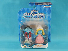 The Smurfs Painter & Smurfette Figure 2 Pack Jakks Pacific 2013