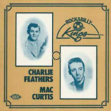Rockabilly Kings by Charlie Feathers (CD, Jul-2005, Ace)