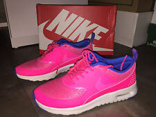 BASKET NIKE AIR MAX THEA ROSE FLUO T.38 FEMME