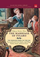 The Marriage of Figaro: Black Dog Opera Library-ExLibrary