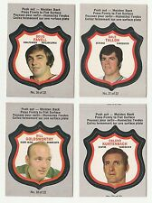 DALE TALLON 72-73 O-PEE-CHEE PLAYERS CRESTS 1972-73 NO 21 EX  8765