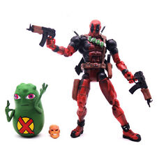 Marvel Legends Deadpool & Doop 6 Inch Action Figure Toy Biz Series VI