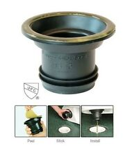Fernco FTS-4CF Wax Free Toilet Seal - 3x4 Flange