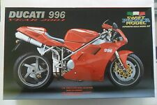PROTAR 1:9 KIT MOTO DUCATI 996 2001 CARENATURA REMOVIBILE  ART 13447