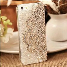 Pearl music symbol Crystal Case cover for Apple iphone7 4.7' S1230