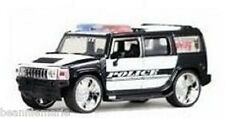 "Jada Bigtime Kustoms Hummer H2 Police K9 Unit 1:32 scale 5 1/2"" long"