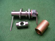 MG TD TF Y-Type Clutch Pivot & Trunnion Stainless Steel With Bush & Fittings