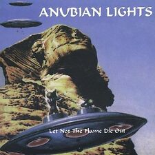 Let Not the Flame Die Out Anubian Lights MUSIC CD