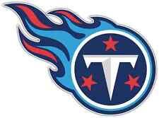 """Tennessee Titans NFL Football Car Bumper Window Locker Sticker Decal 5""""X4"""""""