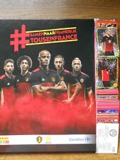 PANINI EMPTY ALBUM ALL 340 STICKERS + EXTRA DE 20X STICKERS RED DEVILS EURO 2016