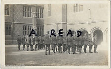 Soldier Officer Church Lads Brigade Kings Royal Rifles Cadet Battalion Eton