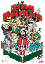 WWE: Ring in the Holiday (DVD, 2015)