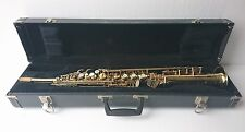 Selmer Paris Super Action 80 Series II Soprano Saxophone