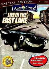 Auto-B-Good Special Edition: Life in the Fast Lane (DVD, 2008) Dove Approved NR