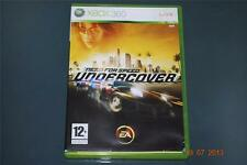 Need for Speed Undercover Xbox 360 UK PAL (No Manual) **FREE UK POSTAGE**