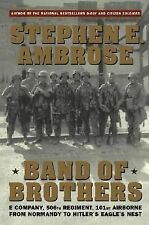 Band of Brothers : E Company, 506th Regiment, 101st Airborne from Norm-ExLibrary