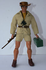 BIG JIM FIGURA FIGURE 1975  - SAFARI JUNGLE ADVENTURER kid acero