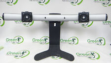 Ergotron 33-296-195 LX Triple/Dual Display Stand ONLY TWO MOUNTING BRACKETS INCL