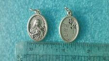 St. Therese of Lisieux Medal Patron Saint of France Illness Religious Catholic
