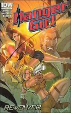 DANGER GIRL REVOLVER #2 CVR B IDW COMICS FIRST PRINT