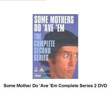 SOME MOTHERS DO 'AVE 'EM HAVE THEM COMPLETE SERIES 2 DVD DVD Season Brand New UK