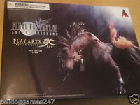 SQUARE ENIX FINAL FANTASY VII RED XIII PLAY ARTS KAI ACTION FIGURE - NEW SEALED