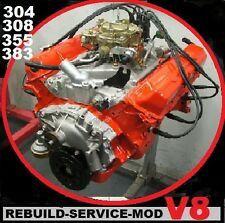 HOLDEN V8 304-308-355-stroker ENGINE WORKSHOP MANUAL  ON CD