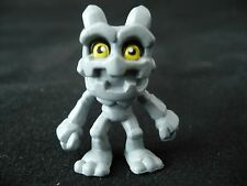 "Digimon Mini Figure Gotsumon Gray Rock Creature Toy Bandai Anime 1"" Tall"