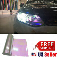 "Neo Pearl Colorful Chameleon Headlight Taillamp Fog Tint Film Wrap Roll 12""x48"""