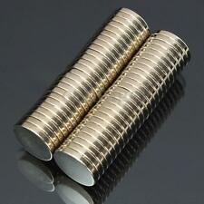 50pcs Super Strong Disc Rare Earth Neodymium Magnets Magnet 20mm x 3mm N52
