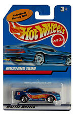1999 Hot Wheels Ford Mustang 1999 Campeonato Mustang 1998 Mexico
