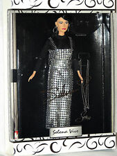 "NEW  IN BOX SELENA QUINTANILLA VIVE DOLL  APROX.  12"" HT."