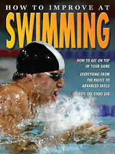 Swimming (How to Improve at) TickTock Books Very Good Book