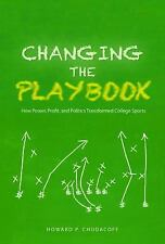 CHANGING THE PLAYBOOK - NEW PAPERBACK BOOK