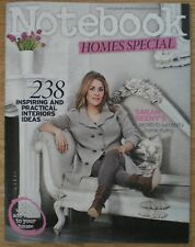 Sarah Beeny – Homes Special – Notebook magazine – 22 March 2015