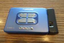 CASSETTA Player Walker WM Panasonic rq-sx21 + scomparto batterie AA (620)