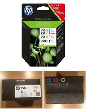 HP 950XL 951XL INK Set di 4 nuovi