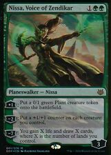Nissa, Voice of Zendikar FOIL | NM/M | Nissa vs. Ob Nixilis | Magic MTG