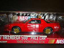 Greenlight Pontiac Firebird 1987 NASCAR Talladega 500 Red 1/18 Limited Edition