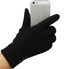 Fashion Womens Touch Screen Winter Outdoor Sport Warm Gloves BLACK FRIDAY SALE