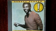 BENSON  GEORGE  - GIVE ME THE NIGHT. CD