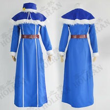Hot Anime Juvia Loxar from Fairy Tail Anime Cosplay Costume - Costume made