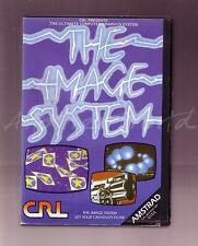 The Image System (CRL Group 1986) Amstrad Disk - Large Clamshell CPC Disc (Good)