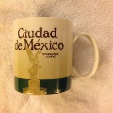 Starbucks global icon mug - Ciudad De Mexico (Mexico City) - Brand New