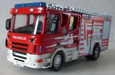 FIRE BRIGADE MODELS - SCANIA SHROPSHIRE FIRE & RESCUE SERVICE 1:50 SCALE